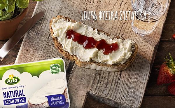 <b>ARLA</b> Cream Cheese